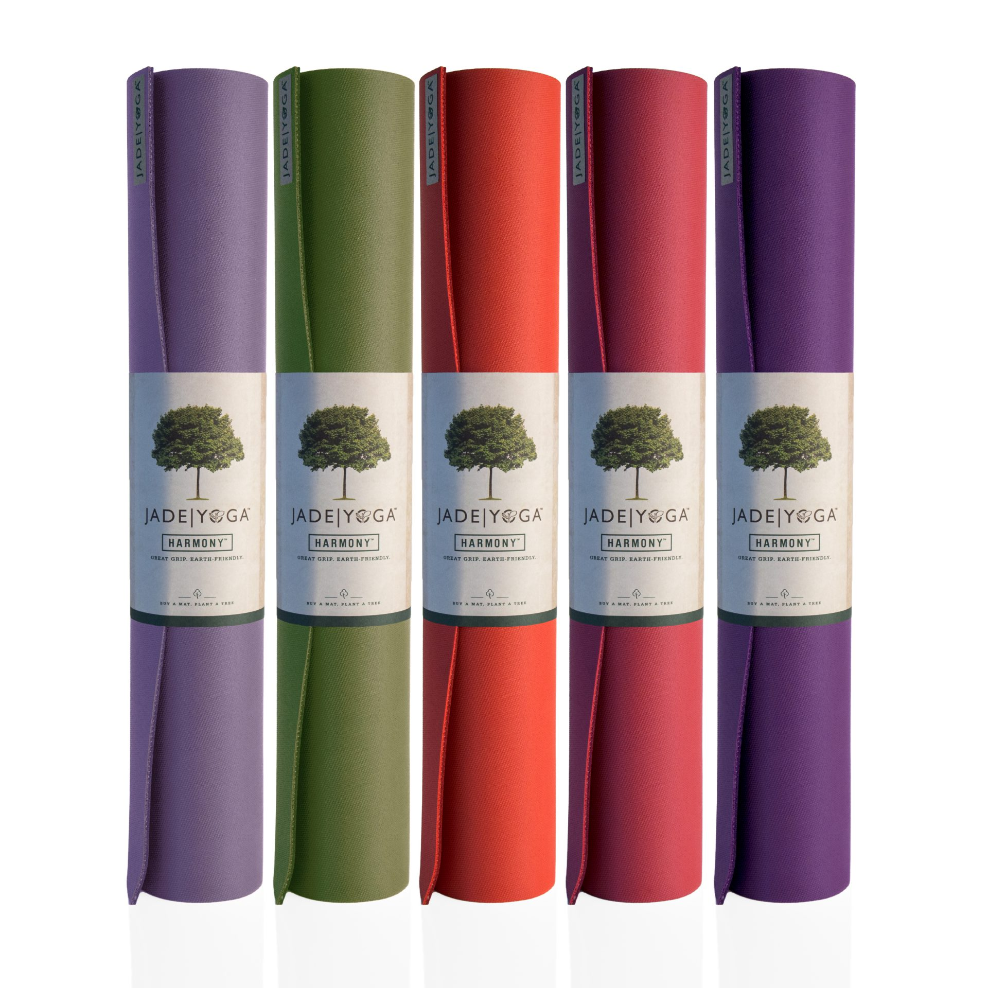 Jade Harmony Yogamattor Gruppbild