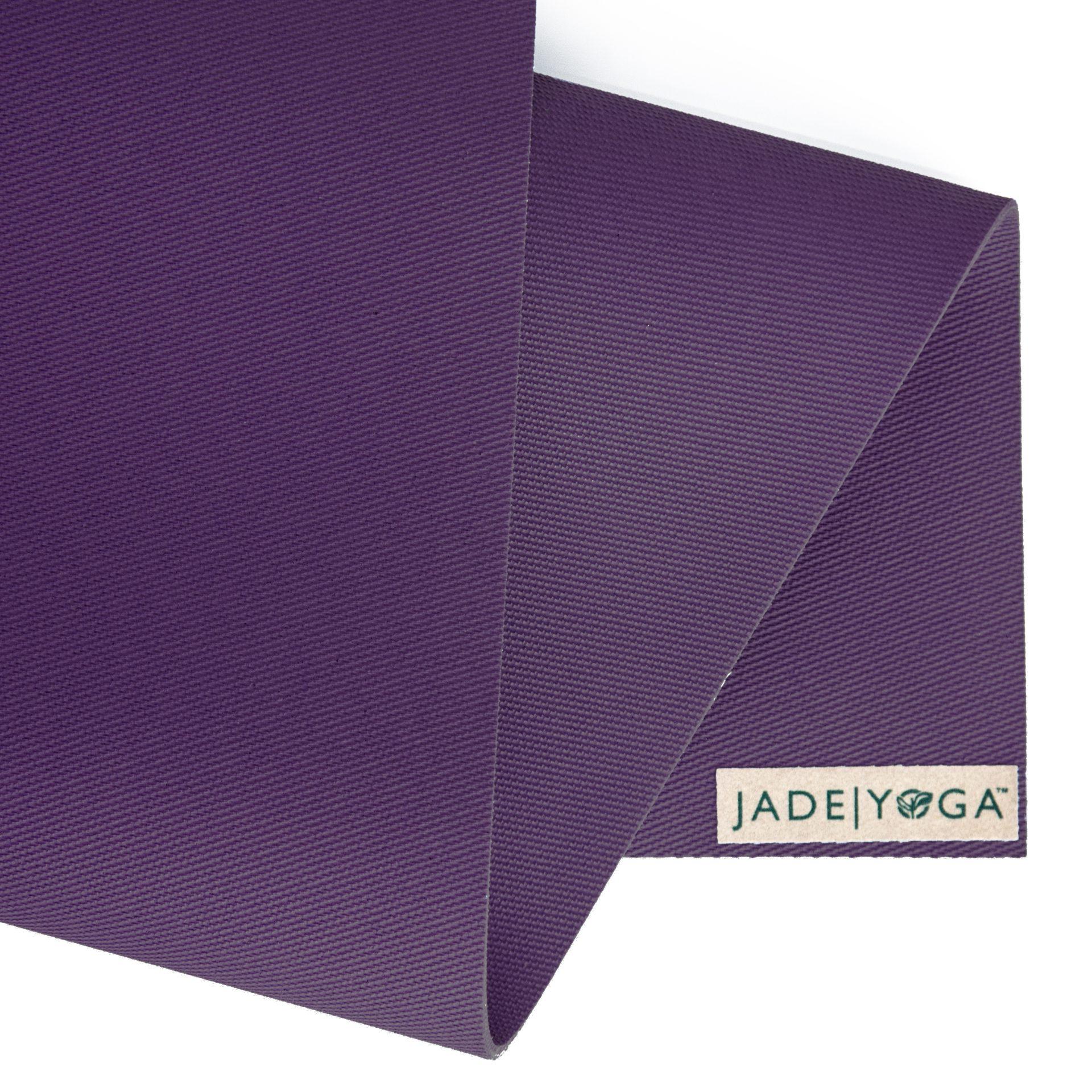Jade Harmony Purple Yoga Mat