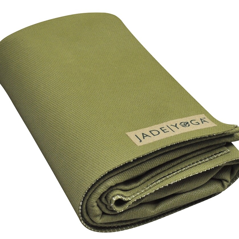 Jade Voyager Olive Green folded