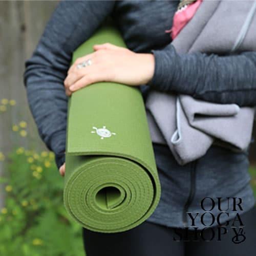 Yoga Mat Kurma Green