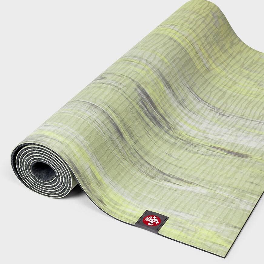 eKo Lite Manduka Limelight Marbled Yoga Mat 4mm