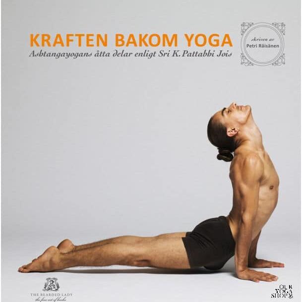 Kraften bakom yoga - Petri Räisänen