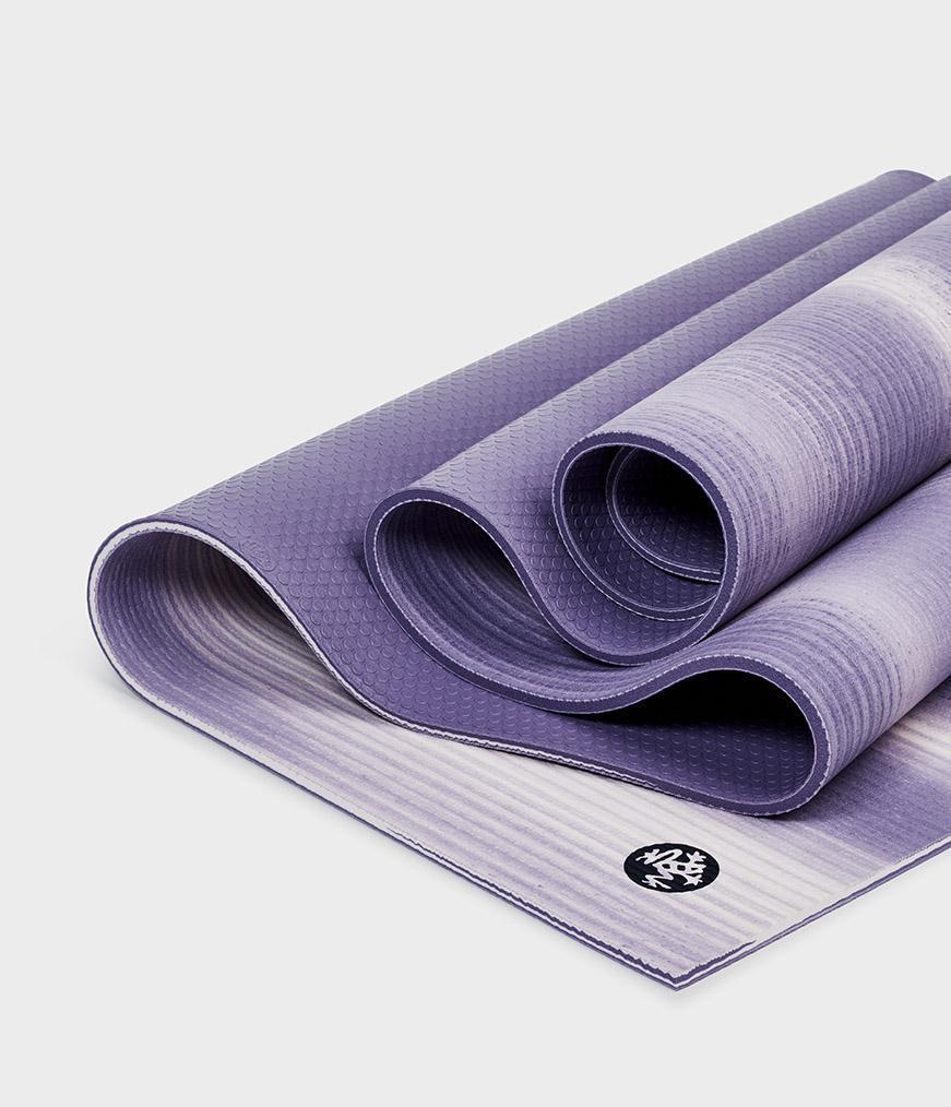 Yoga Mat Manduka Black Mat PRO Amethyst Violet Lite Colorfields