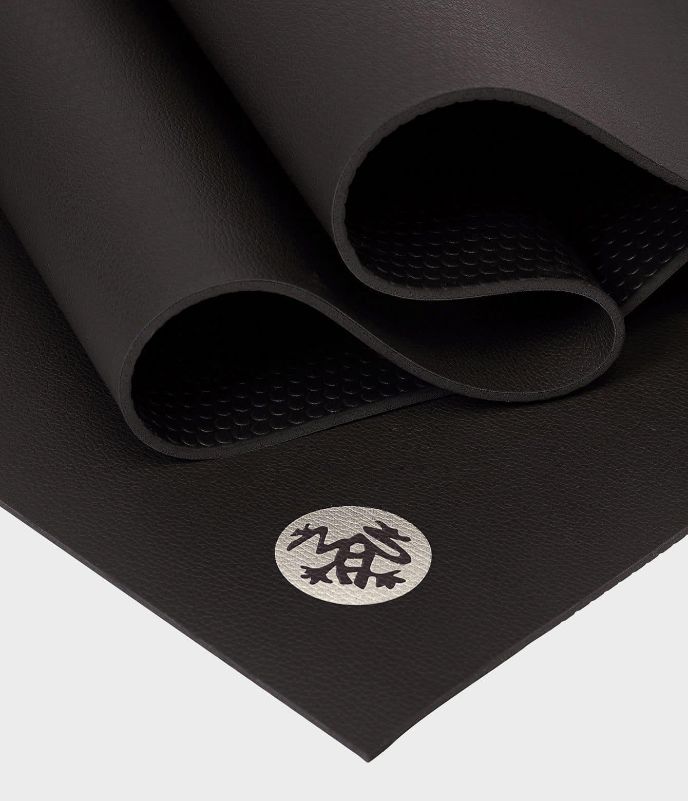 Manduka GRP Lite Hot Yoga Mat 4mm Black