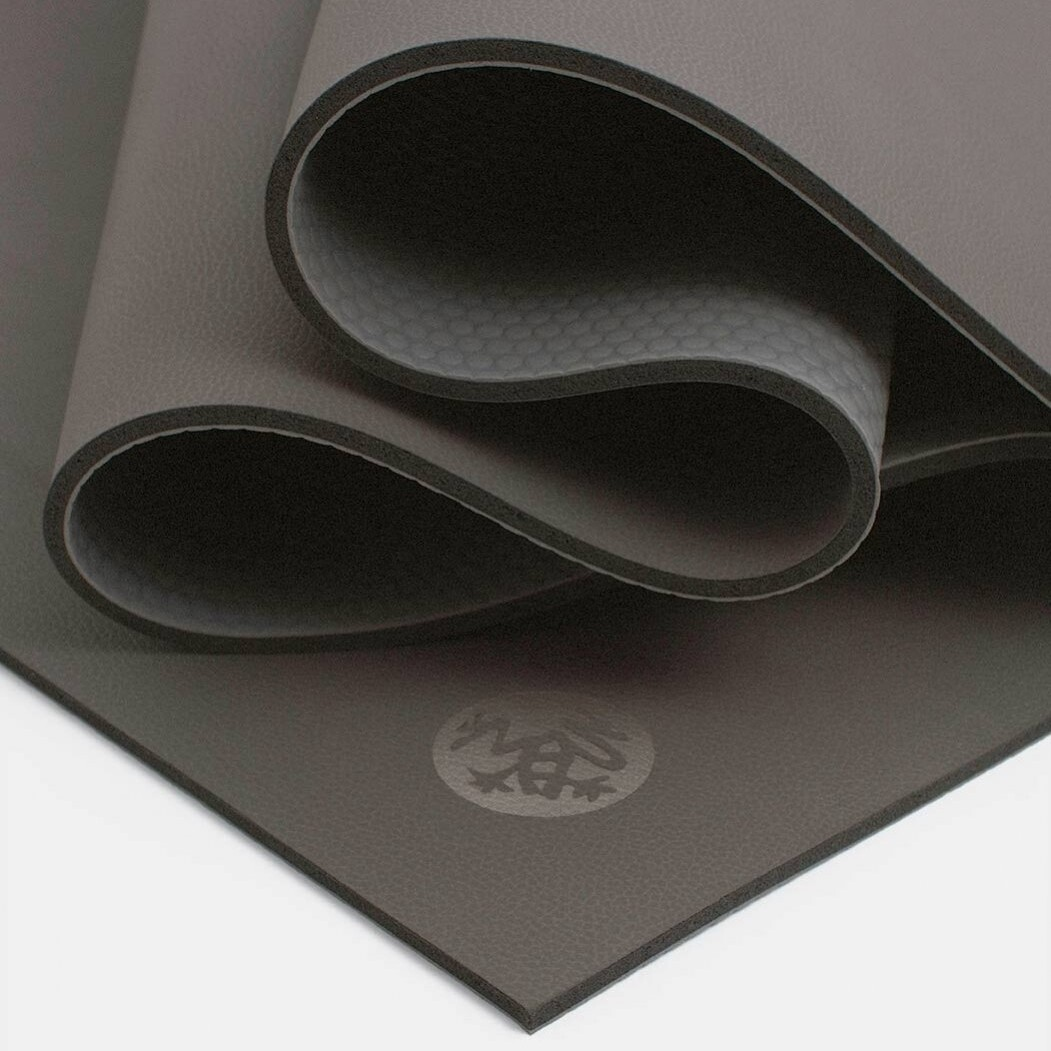 Manduka GRP Hot Yoga Mat 6mm Steel Grey