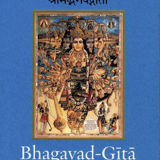Bhagavad-Gita : vishet och yoga - Martin Gansten