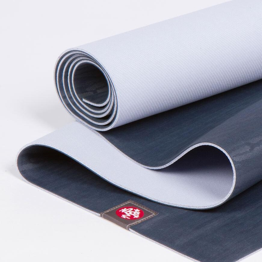 Yoga Mat Manduka eKo Mat Midnight Two Tone Standard 5mm