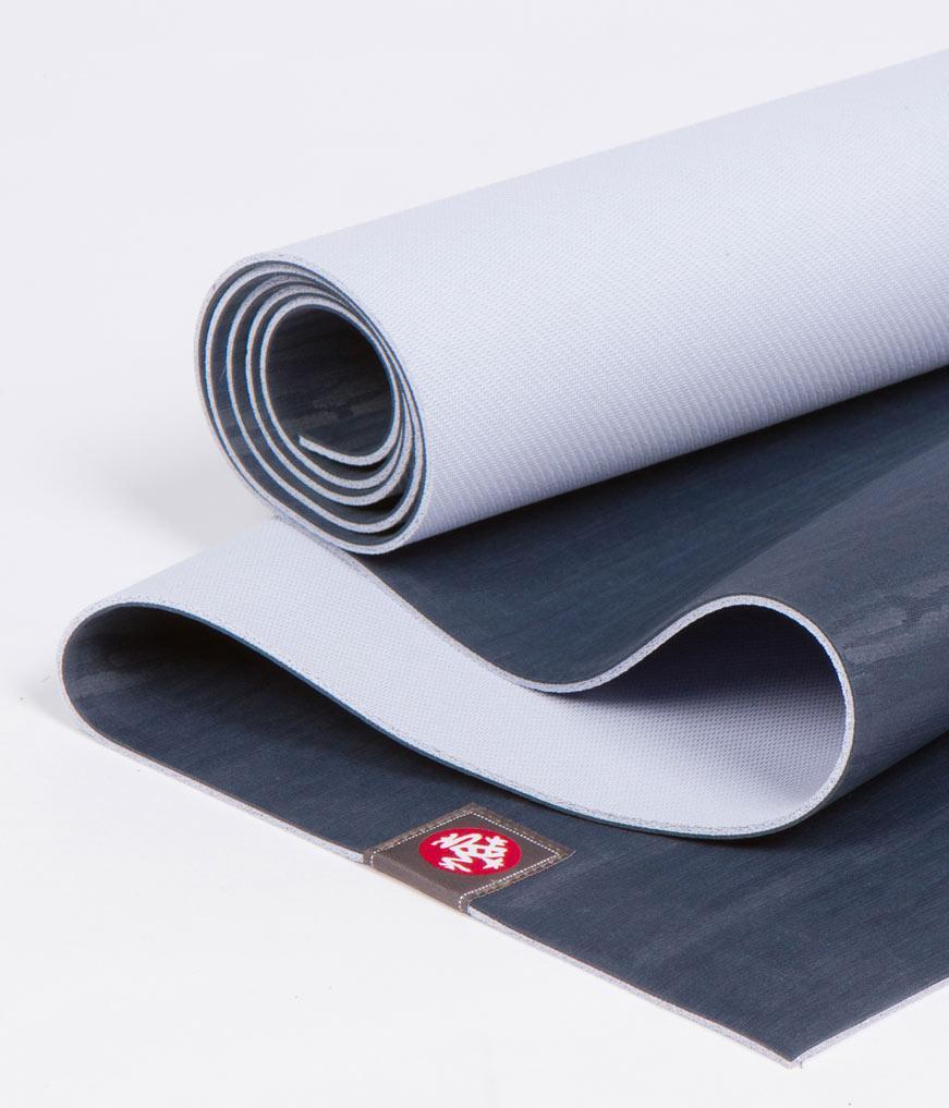Yoga Mat Manduka eKo Mat Midnight Two Tone Standard 5mm